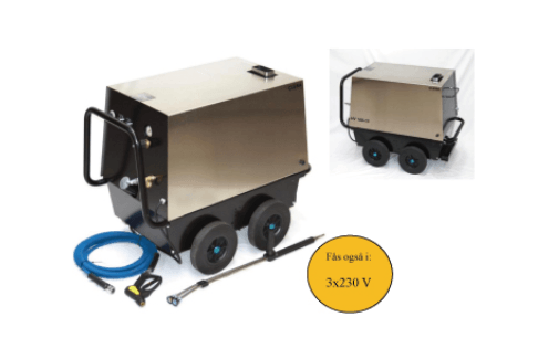 hot water pressure cleaners