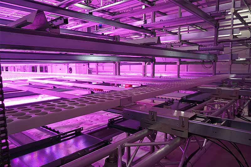 Multilayersystem til gartneribranchen