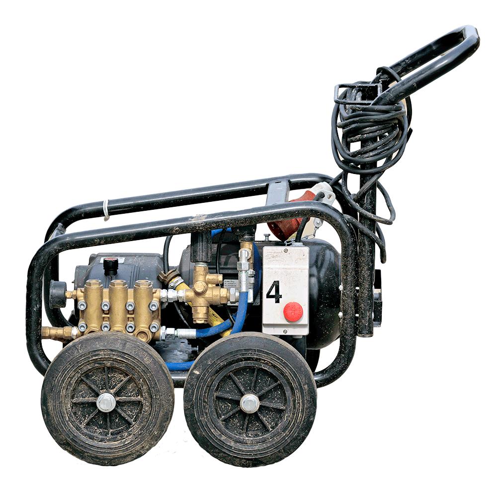 High pressure cleaner Clena KM 160-20 - used