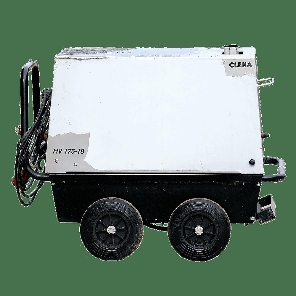 Højtryksrenser Clena HV 175-18 - brugte maskiner